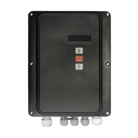 Three-phase control panel compatible with all motors JCM TECH
